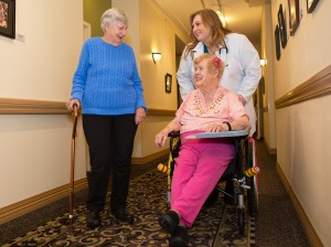 Older Adults at ERA Living