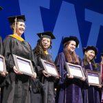 2016 UW School of Nursing student award recipients.