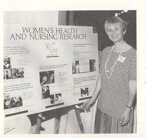 Womens Health and Nursing Research Nancy Woods
