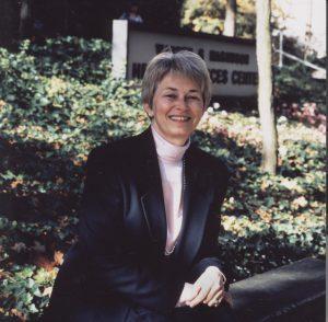 Nancy Woods as Dean in 1990s