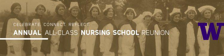 Annual All-class nursing school reunion